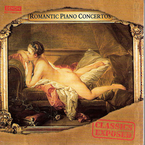 Play & Download Romantic Piano Concertos by Various Artists | Napster