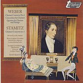 Weber, Stamitz: Works for Clarinet by Various Artists