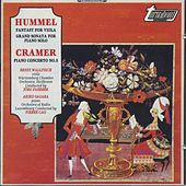 Play & Download Cramer: Piano Concerto No. 5; Hummel: Piano Sonata Op. 81, Viola Fantasy by Various Artists | Napster