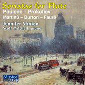 Play & Download Sonatas for Flute by Jennifer Stinton | Napster