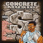 Concrete Music: The Compilation Vol. 1 by Laroo