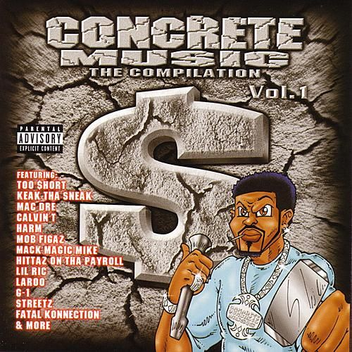 Play & Download Concrete Music: The Compilation Vol. 1 by Laroo | Napster