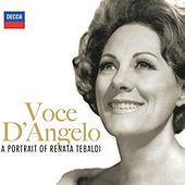 Voce D'Angelo - A Portrait Of Renata Tebaldi by Various Artists