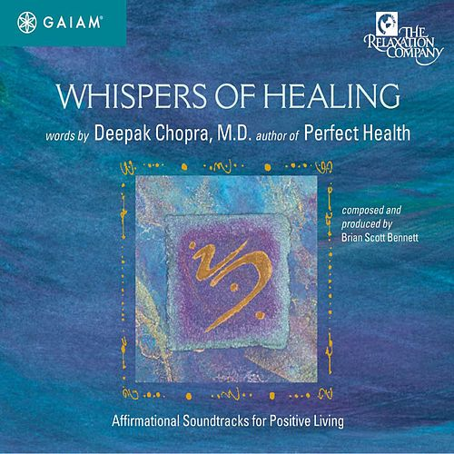 Play & Download Whispers of Healing by Deepak Chopra | Napster