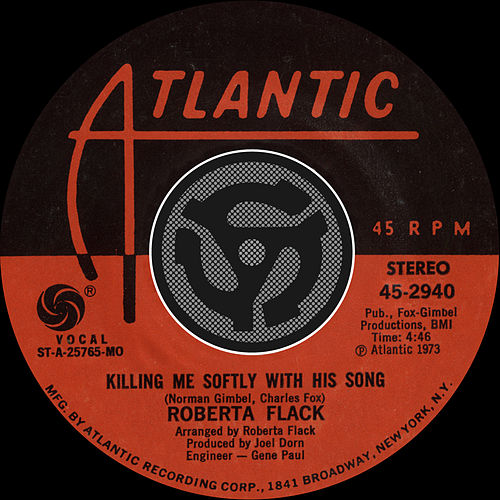 Play & Download Killing Me Softly With His Song / Just Like A Woman [Digital 45] by Roberta Flack | Napster