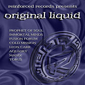 Play & Download Reinforced Presents Original Liquid by Various Artists | Napster
