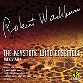 Play & Download Washburn, R.: Partita / Brass Quintet / Symphony for Band / Suite / Concertino by Various Artists | Napster