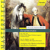 Play & Download Mozart: Symphonies Nos. 33 and 35,