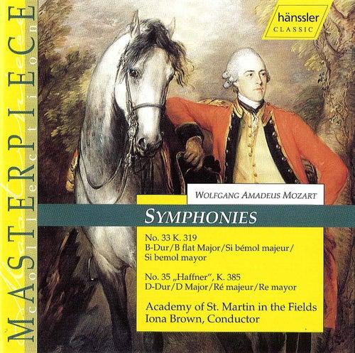 Mozart: Symphonies Nos. 33 and 35,