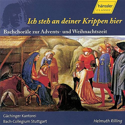 Play & Download Bach, J.S.: Ich steh an deiner Krippen hier by Gerhard Gnann | Napster