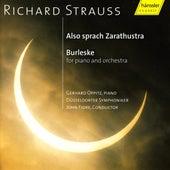 Strauss, R.: Also Sprach Zarathustra, Op. 30 / Burleske in D Minor, Trv 145 by Various Artists