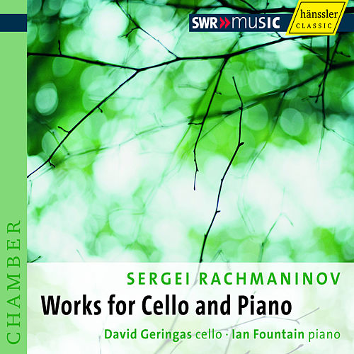 Play & Download Rachmaninov, S.: Cello and Piano Music by David Geringas | Napster