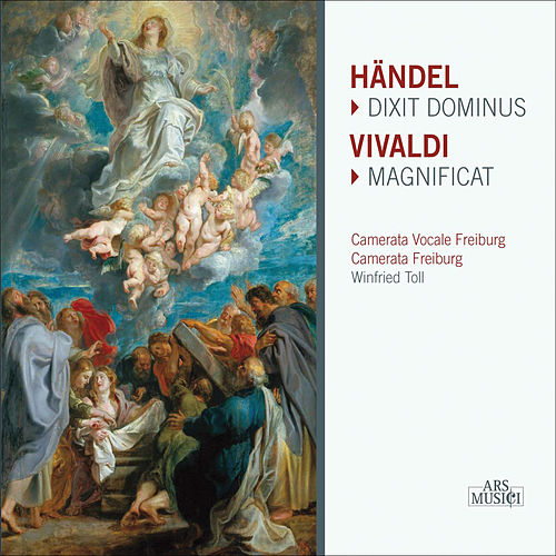 Play & Download Handel, G.F.: Dixit Dominus / Vivaldi, A.: Magnificat by Dorothea Roschmann | Napster