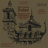 Play & Download Soler: Quintets for Harpsichord and Strings by Christopher Verrette | Napster