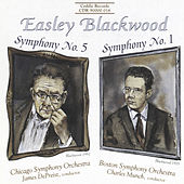 Blackwood: Symphony No. 1 by Charles Munch