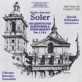 Play & Download Soler: Quintets for Harpsichord & Strings by David Schrader | Napster