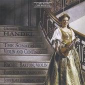 Handel: Sonatas for Violin and Continuo by David Schrader