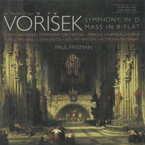 Vorisek: Symphony in D Major / Mass in B Flat Major by Various Artists