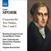Play & Download Spohr, L.: Concertos for 2 Violins, Nos. 1 and 2 by Henning Kraggerud | Napster
