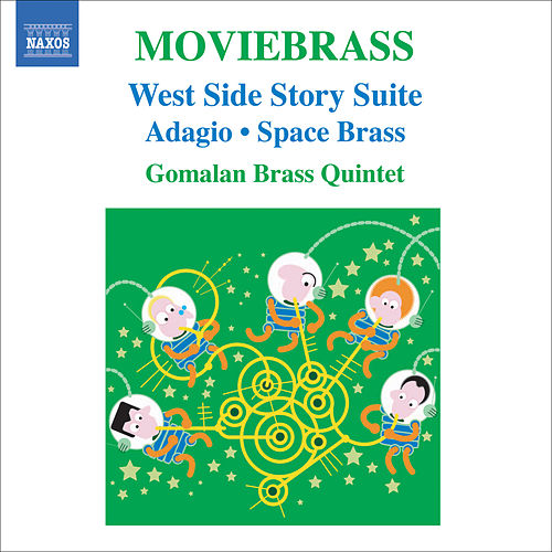 Play & Download Moviebrass by Gomalan Brass Quintet | Napster