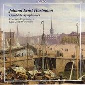 Hartmann, J.E.: Symphonies Nos. 1 - 4 by Lars Ulrik Mortensen
