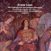 Liszt: Legende Von Der Heiligen Elisabeth (Die) by Dagmar Peckova