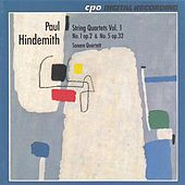 Play & Download Hindemith: String Quartets Nos. 1 and 5 by Sonare Quartet | Napster