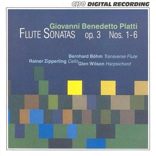 Play & Download Platti: Flute Sonatas by Glen Wilson   Napster