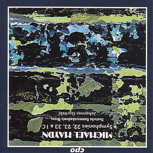 Play & Download Haydn, M.: Symphonies by Johannes Goritzki | Napster