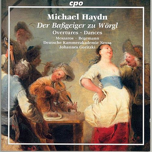Play & Download Haydn, M.: Overtures and Dances by Johannes Goritzki | Napster