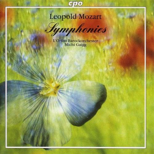 Mozart, L.: Symphonies by Michi Gaigg