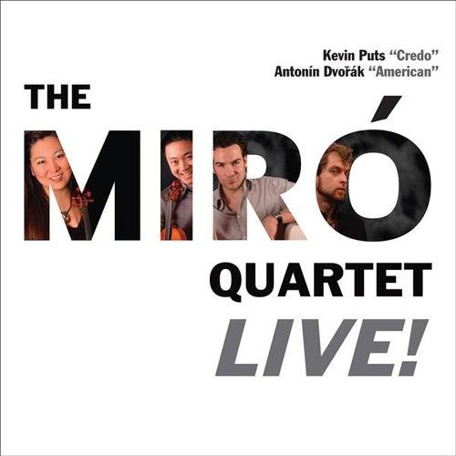 The Miro Quartet Live! by Miro Quartet