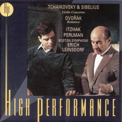Play & Download Violin Concertos by Itzhak Perlman | Napster