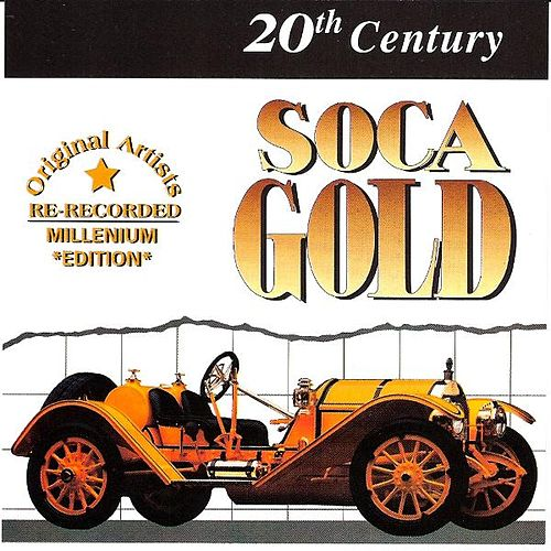 20th Century Soca Gold by Various Artists