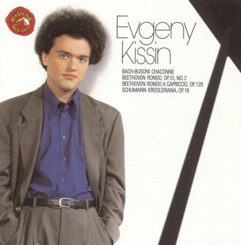Busoni - Chaconne / Kreisleriana by Evgeny Kissin