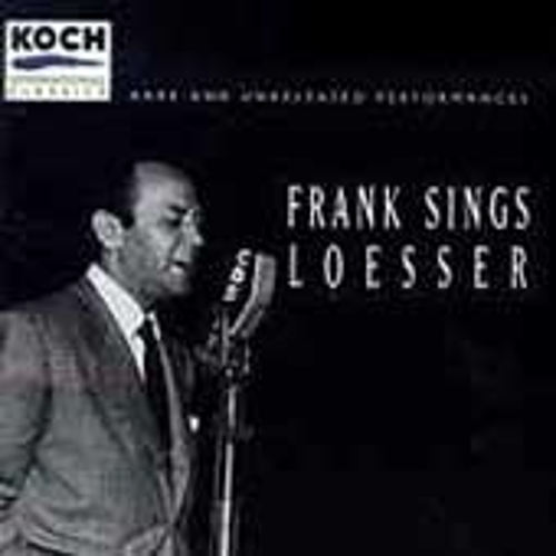 Play & Download Frank Sings Loesser by Frank Loesser | Napster