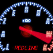 Play & Download Redline by Lazerhawk | Napster