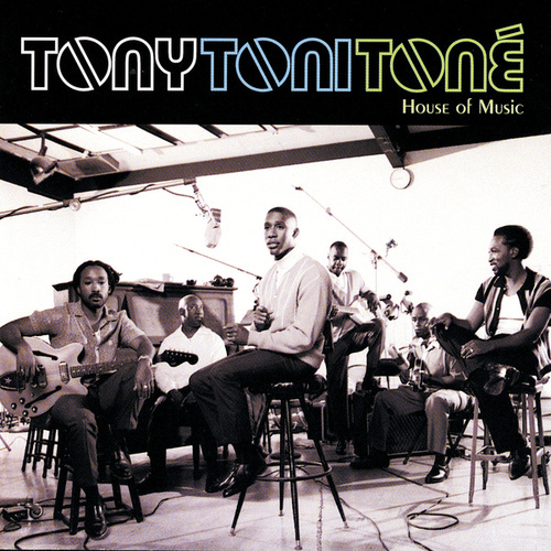 House of music by tony toni tone for Album house music