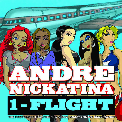 1-Flight (Single) by Andre Nickatina