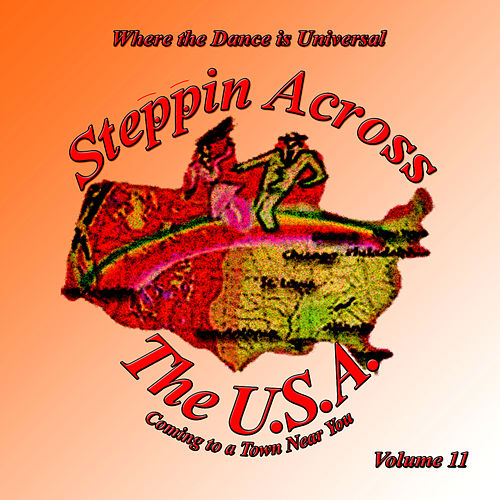 Steppin Across The USA Volume 11 by Various Artists