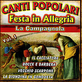 Play & Download Canti popolari vol. 1 by Various Artists | Napster