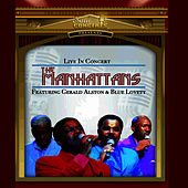 Play & Download Manhattans Live In Concert by The Manhattans | Napster