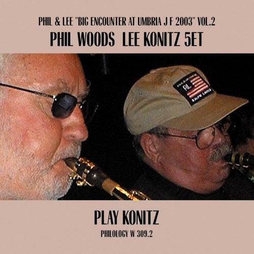 Play Konitz by Lee Konitz