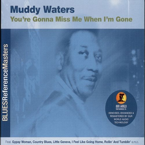 You're Gonna Miss Me When I'm Gone by Muddy Waters