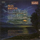 Bruch Romance Op. 85 for Viola & Orchestra by Gilad Karni