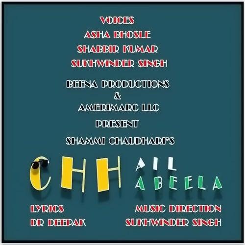 Chhail Chhabeela by Asha Bhosle