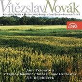 Novak: Slovacko Suite, Melancholy Songs of Love, Serenade by Various Artists