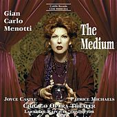 Play & Download Menotti: The Medium by Patrice Michaels Bedi | Napster