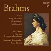 Play & Download Brahms, J.: Nanie / Gesang der Parzen / Alto Rhapsody / Schicksalslied by Various Artists | Napster
