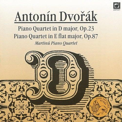 Dvorak: Piano Quartets by Martinu Piano Quartet